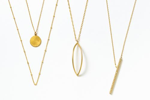K10 Long necklaceの写真