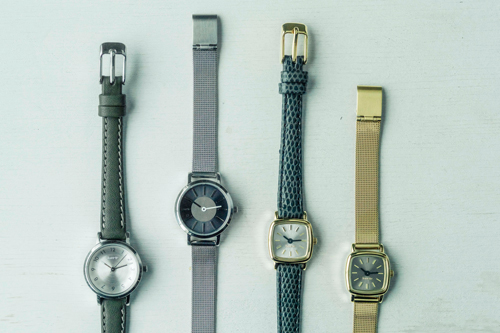 Timepiece collectionの写真