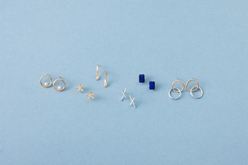 K10 Pierced collectionの写真