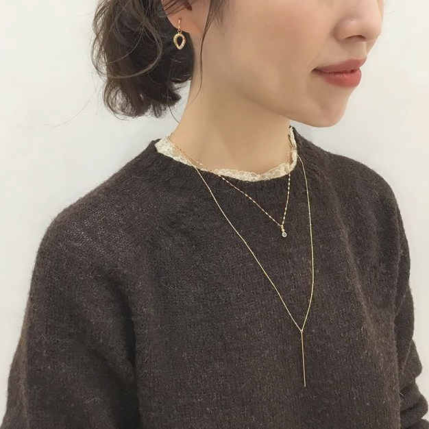 Necklace collectionの写真