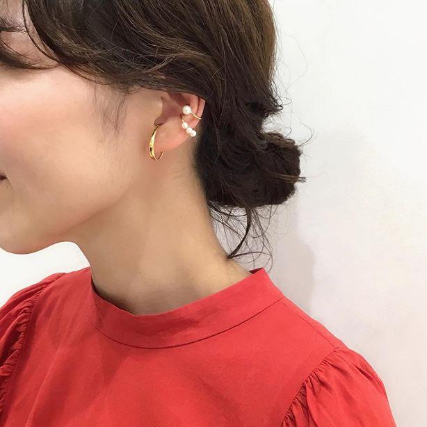 Wearring × Ear cuffsの写真