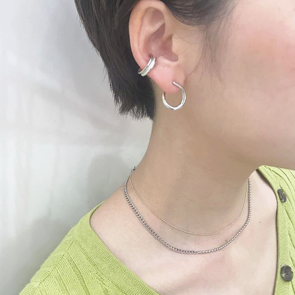 SV earringの写真